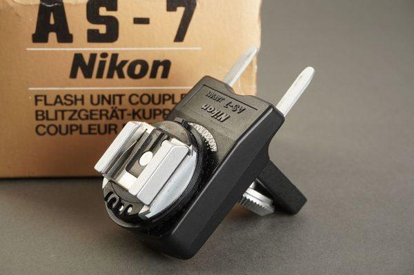 Nikon AS-7, Boxed
