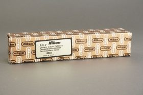 Nikon AR-7 double cable release, Boxed