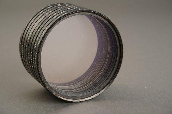 lot of 8x 52mm screw-in Nikon L1A, L1Bc, L39, L37c filters