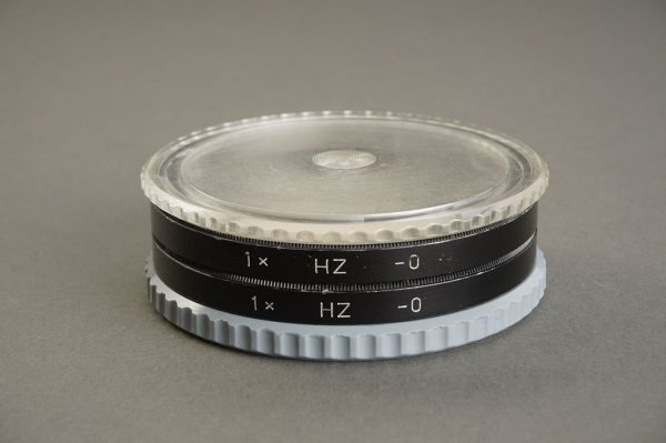 Hasselblad 50 filter lot of 2x UV with 1 set of caps