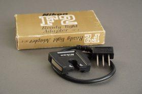 Nikon F2 Ready Light Adapter SC-4, Boxed