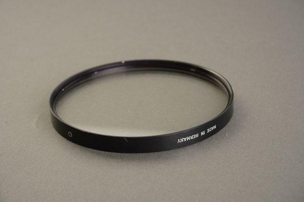 Hasselblad 63 filter, UV / HZ
