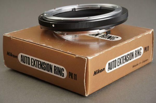 Nikon auto extension ring PK-11, Boxed