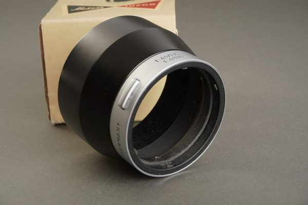 Leica Leitz IUFOO lens hood in 12575N box