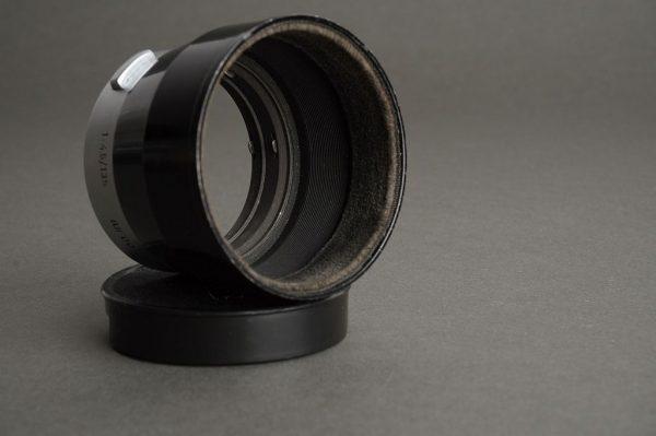 Leica Leitz IUFOO lens hood + cap