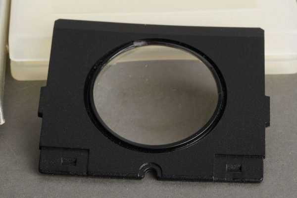 Hasselblad -1 diopter, 42374 , Correction magnifier for focusing hoods. BOXED