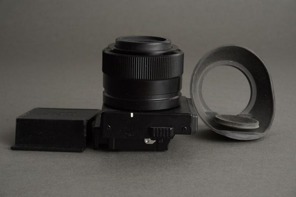 Nikon F3 loupe finder DW-4