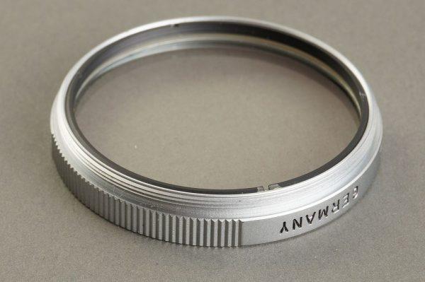 Leica Leitz Uva filter E39 chrome