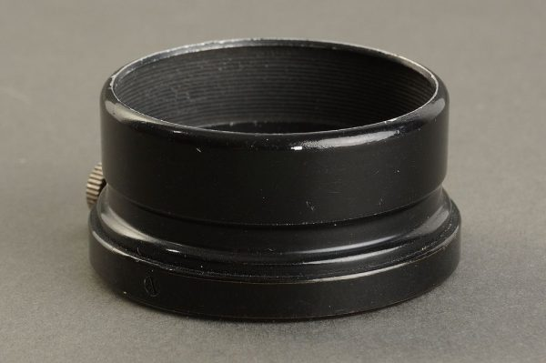 Leica Leitz lens hood FISON for Elmar 5cm, black