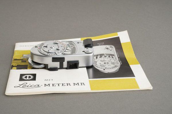 Leica Leitz Leicameter MR-4 (good cosmetics)