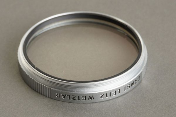 Leica Leitz filter E39 Uva