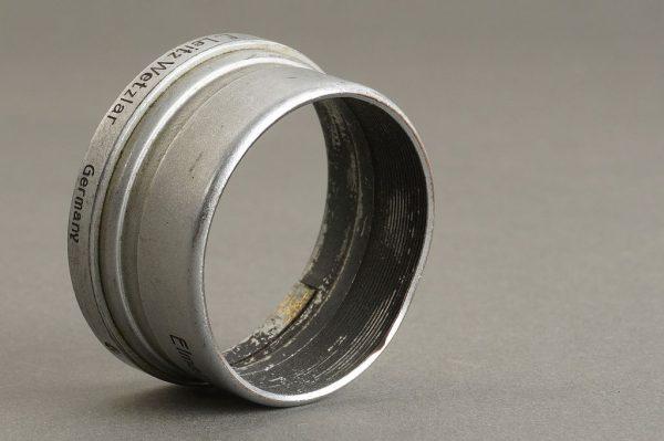 Leica Leitz Elmar 5cm lens hood A36 clamp on FISON