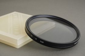 Hasselblad 93 PL filter, Polarizing, in case