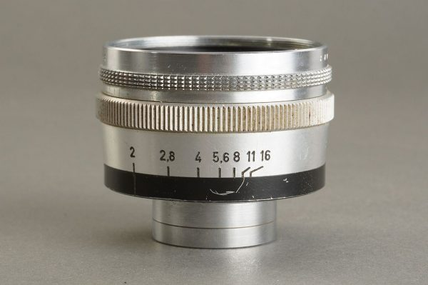 Voigtlander Ultron 2 / 50mm for Prominent