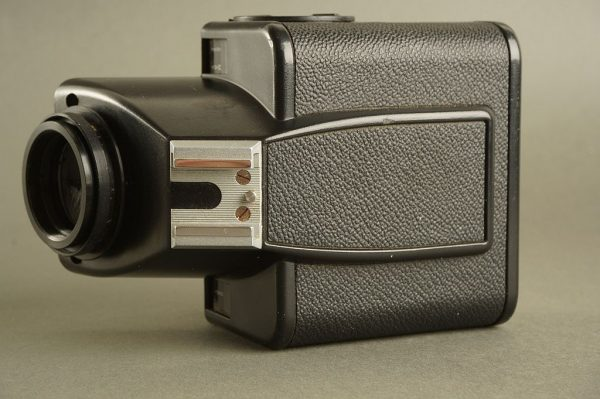 Hasselblad metered prism finder, unmarked, 89 (RV) made, PME-5 perhaps?