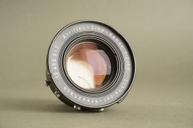 Arriflex-Cine-Xenon 1:2 / 50mm lens with missing mount, great for remounting!