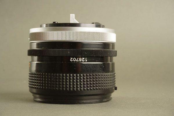 Canon Lens FD 35mm 1:3.5 S.C.