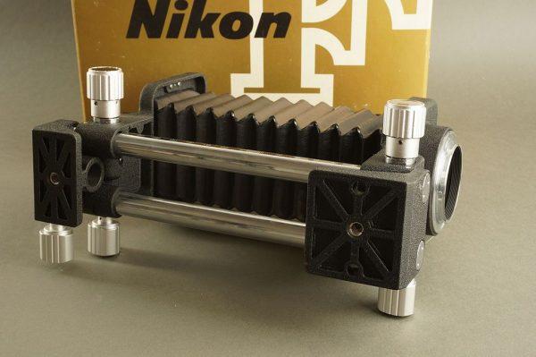 Nikon PB-5 bellows, Boxed