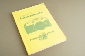 Nikon catalogus, book by Hans Braakhuis (in Dutch)