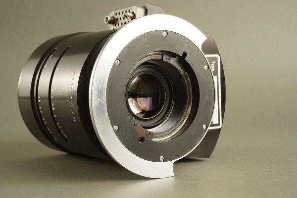 Schneider Xenon 0.95 / 25mm lens in odd mount/housing