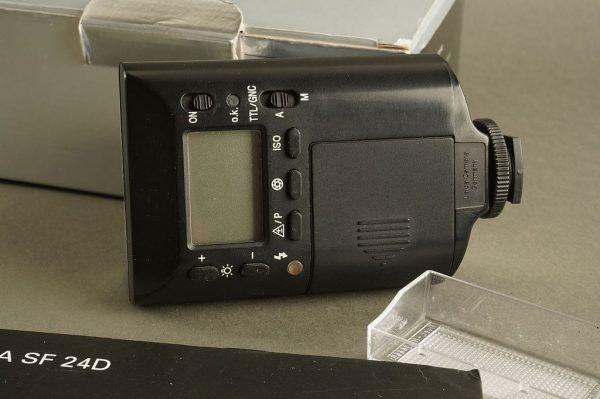 Leica flash SF 24D 14444, Boxed
