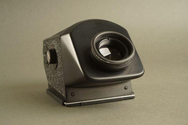 Prism finder for Kiev 88, Metered ,TTL, Hasselblad fit