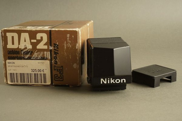 Nikon DA-2 action finder for NIKON F3, Boxed