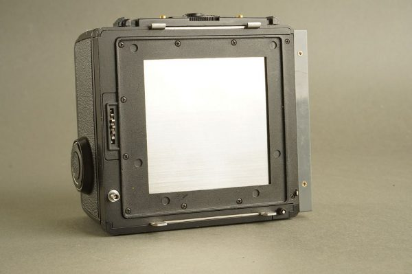 Zenza Bronica SQ film back 120. 6×6