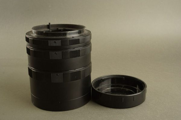 Pentax 6×7 extension tube set