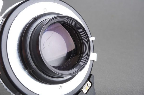 Ilex Acuton f:4.8 / 6inch (150mm) lens in Copal-No-1 shutter