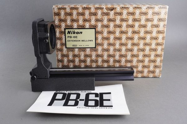 Nikon  Extension bellows PB-6E, Boxed
