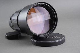 Pentax Super-Takumar 1:4 / 300mm lens. M42 mount