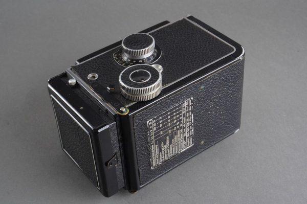 Rolleicord camera with Triotar 3.5 / 7,5cm lens
