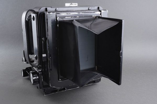 TOYO Field 45A camera (damage repairs, good user except won't fold!)