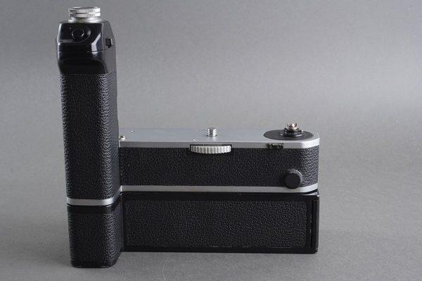 Nikon motor drive MD-2 + MB-1 battery pack for Nikon F2