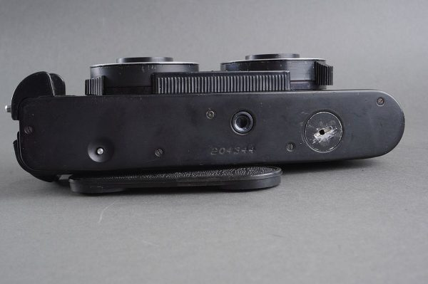 FED Stereo camera with Industar-81 lenses