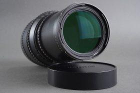 Hasselblad 5.6 / 250mm zeiss Sonnar lens (black) T* slow shutter sticky