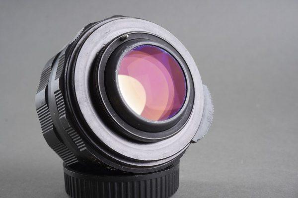 Pentax Super-Takumar 1:1.4 / 50mm lens, M42 mount