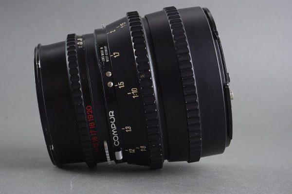 Zeiss S-Planar 5.6 / 120mm lens Hasselblad T* black