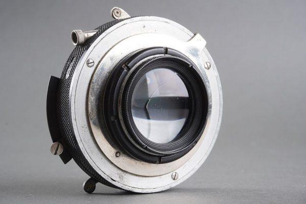 Ernemann Anastigmat ERNON 3.5 / 100mm lens in shutter