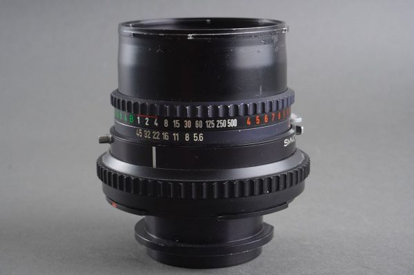 Hasselblad Zeiss S-Planar 5.6 / 135mm lens head for bellows