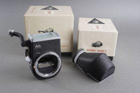 Leica Leitz Visoflex II kit, Boxed (OTDYM + OTXBO)
