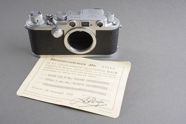 Leica IIIF body, lookin good but needs CLA