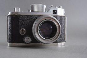 Schneider Xenon 1:1.9 / 40mm lens on ROBOT camera
