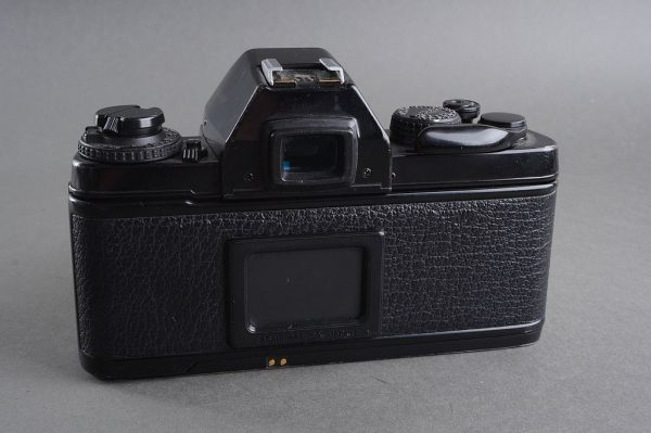 Pentax LX camera with 1.7 / 50 Pentax-M lens and standard finder