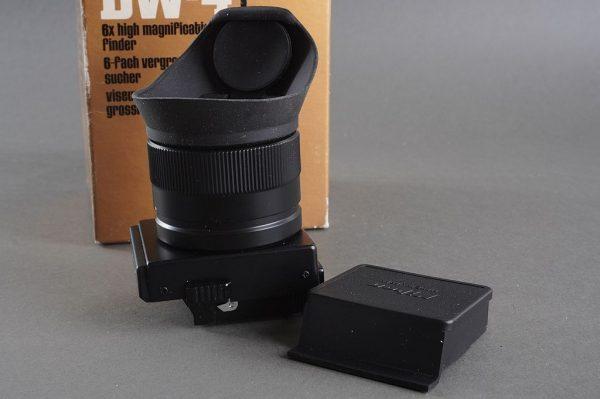Nikon DW-4 finder for Nikon F3, BOXED