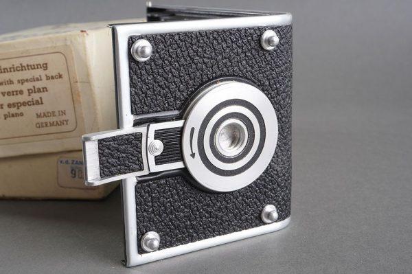 Rollei Rolleiflex camera film back for 2.8F etc