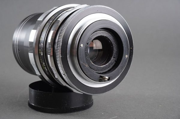 Schneider Tele-Xenar 3.5 / 135mm lens, M42 mount