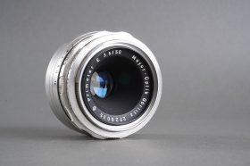 Meyer Primotar E 3.5 / 50mm lens. M42 mount