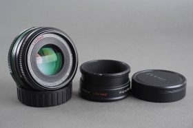 SMC Pentax DA 2.4 / 70mm lens, Limited